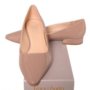 Franco Sarto Saletha Pointed Toe Flat